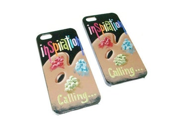 Hand Painted iPhone 5 Cover | iPhone Case