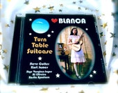 Turn Table Suitcase , New CD by Blanca Apodaca