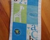 Burp Cloth- Little Boy Blue