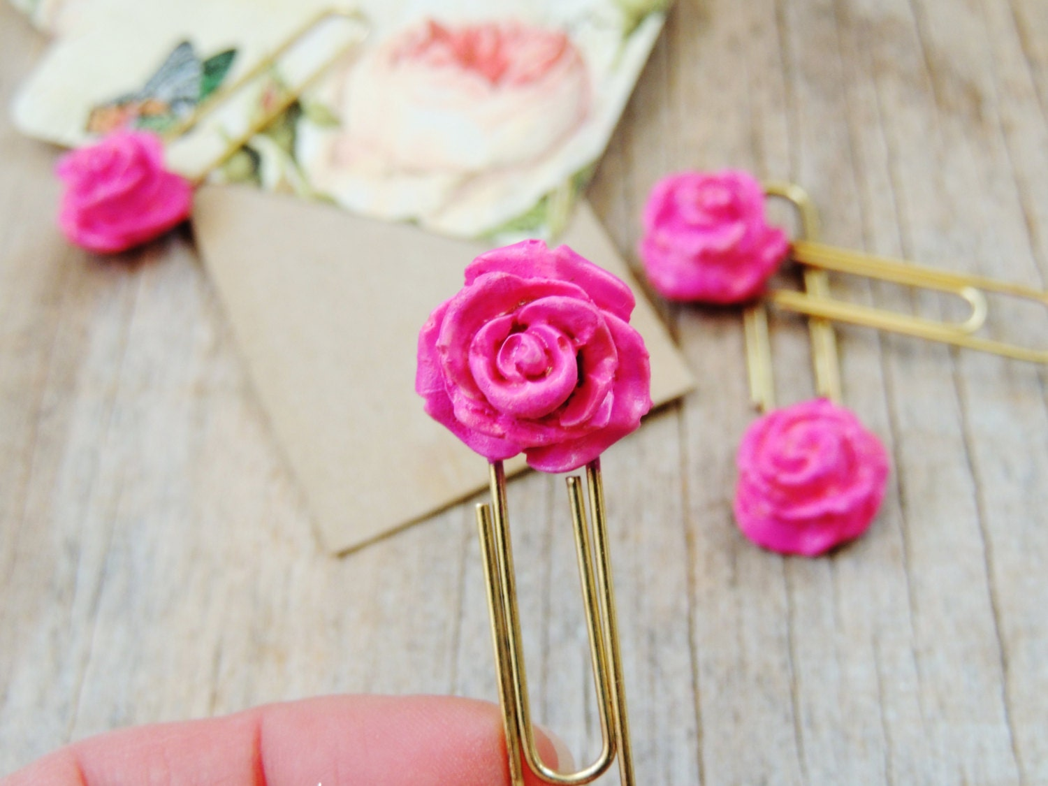 Decorative Items With Paper Decorative Paper Clips Wedding Scrapbooking Fancy Paper Clip