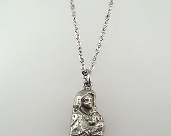 Madonna of the Streets Necklace