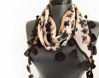 chiffon scarf - scarf shop - woman scarves - women chich scarf - long scarf - wholesale scarf