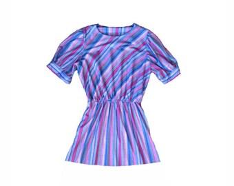 SALE Stripe Hype Dress