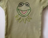 Kermit the Frog Baby Onesie