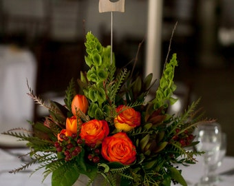 Wood Box  Vase for Your Wedding Decor Home Decor Rustic Woodland Planter Wedding Centerpiece Flowers Vase Pot