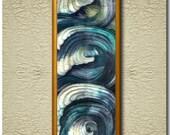 Ho'okipa - Fine Art Giclee Print on heavy Cotton Canvas - unframed