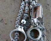 Wrist watch bracelets with empty cases -- D17