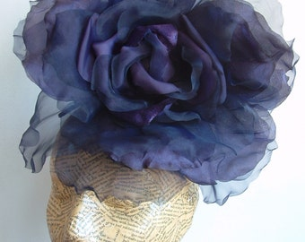 SALE Extra Large Rose -  Deep Purple WAS 50.00 NOW 40.00