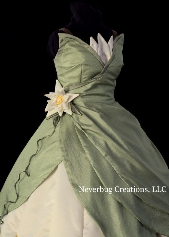 Princess and the Frog Custom Costume