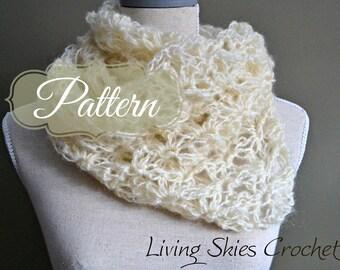 Hampton Cowl Crochet Pattern