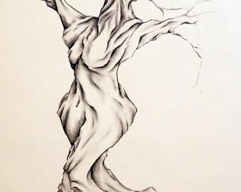 Metamorphosis, 11 x 17 Print