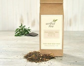 Chocolate Mint Rooibos Tea • 3.5 oz. Kraft Bag • Loose Leaf Herbal Blend