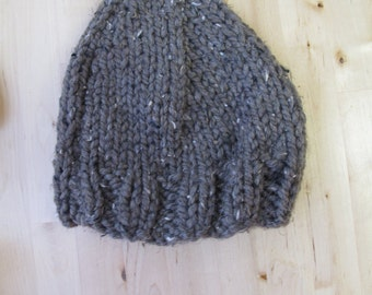 Kid's Gnome Hat- Brown- Ready to Ship