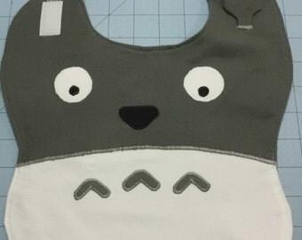 Totoro Baby Bib