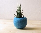 Free Shipping - Succulent planter / air plant holder / cactus pot / plant vase / modern decor / fall decor