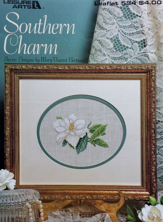 Mary Vincent Bertrand Southern Charm Multiple Designs By