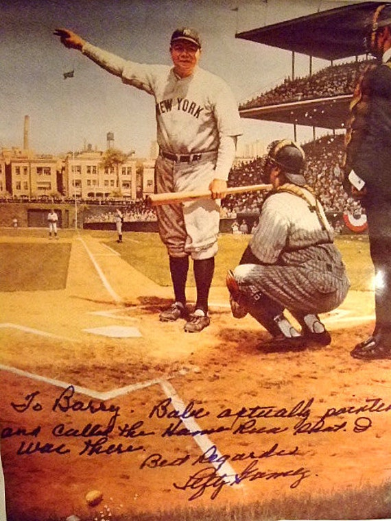 Why was babe ruth called babe-4440