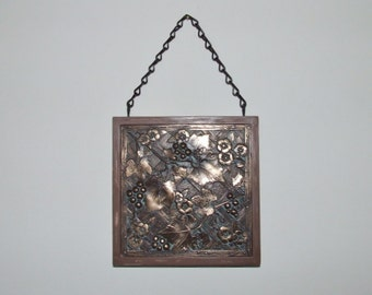 Decorative Metal Art Wall Hanging