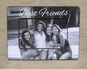 Personalized Maid of Honor Picture Frame, Unique Bridesmaidr Gift, Sister Gift, Best Friends Frame, Custom Wedding Photo Frame