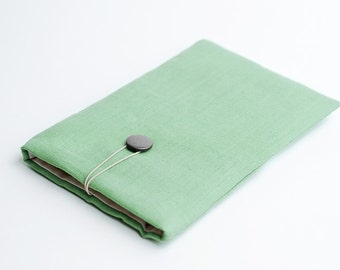 Mint iPad Pro 9 inch sleeve, Nexus 9 sleeve, Surface 3 case, available with a pocket