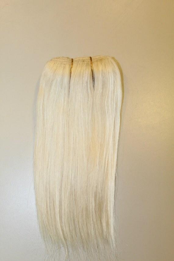 Mohair Weft Doll Hair 112