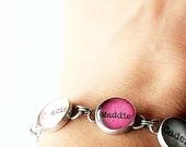 Floating Charm Bracelet For Mom