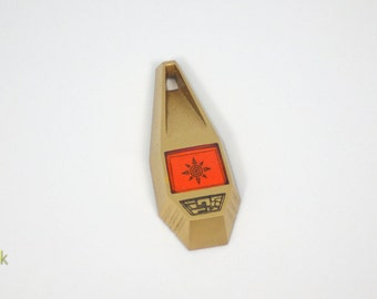 Digimon Tag with Tai's Crest of Courage