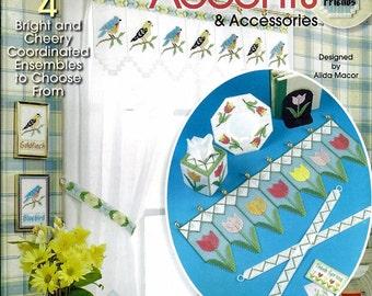 Window Accents & Accessories Plastic Canvas Pattern Book The Needlecraft Shop 844173