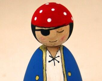Cornish Pixie Elf The Pirate