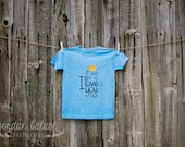 I'll Eat You Up I Love You So T-shirt- Where the Wild Things Are