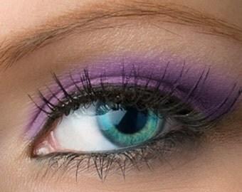 """Matte Purple Eyeshadow - """"Wildflower"""" - Vegan Mineral Eyeshadow Net Wt 2g Natural Mineral Makeup Eye Color Pigment"""