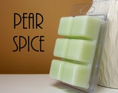 Pear Spice Scented Wax Tarts