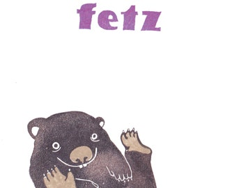 "card ""Lets fetz"""