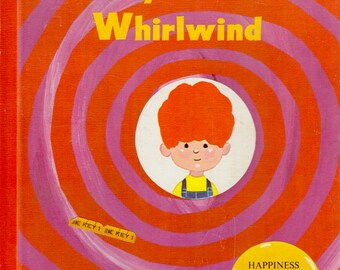 Ricky and the Whirlwind by Frances Fox, illustrated by Joan Machado