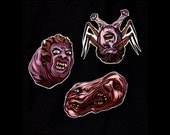 THE THING Pack of 3 Stickers