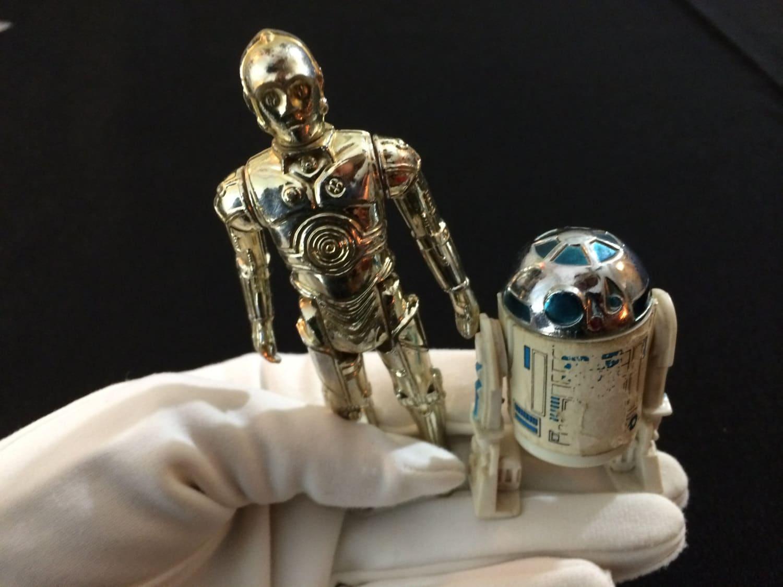 R2d2 And C3po Toys : C po and r d figures star wars toys