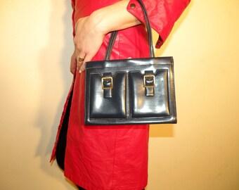 Sale Navi-Blue Bag