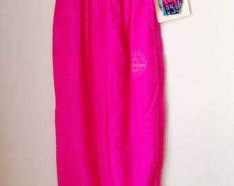 Deadstock LA Gear Track Pants Hot Pink Size Small