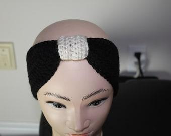 Knotted headbands / Earwarmers