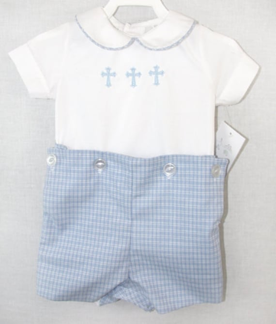 Baby boy baptism outfit baby boy christening outfit baby - Taufe outfit junge ...