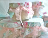 BABY SHOWER Party Favors, Hand Sugar Scrub, Country Chic Wedding