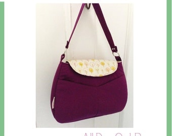All Day Out Bag - PDF sewing pattern