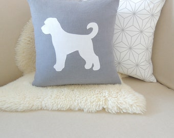 Goldendoodle Pillow Cover
