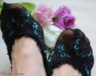 "BenitoDream socks - model ""Black night"""