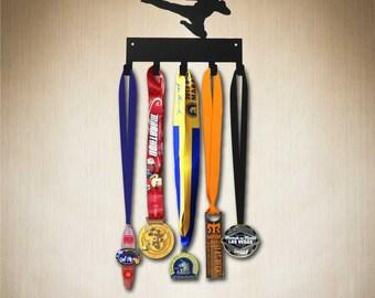 Martial Arts Medal Hanger,medal holder, medal rack,medal hooks, karate medal holder, karate medals. www.sporthooks.com