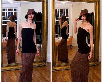 Rustic Fall Long Skirt