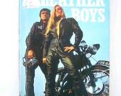 The Leather Boys, Biker Trash Paperback, 1973
