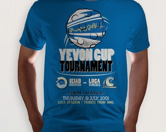 Yevon Cup Tournament (Final Fantasy X t-shirt)
