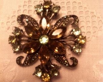 1960's Dress pin