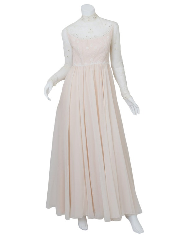 Wedding gown 60 39 s wedding dress gown neiman marcus for Neiman marcus wedding guest dresses